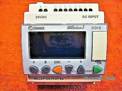Crouzet Milenium 3 Logic Control Cd12 - 88 974 041