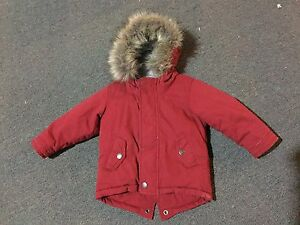 Winter coat 18-24 months