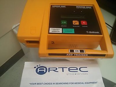 Training Aed Medtronic Lifepak 500t