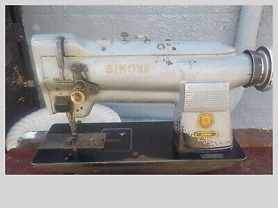Industrial Sewing Machine Singer 211w151one Needleneedle Feed -leather
