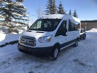 RENT ME. transit van 2016 Ford 350 12 seaters