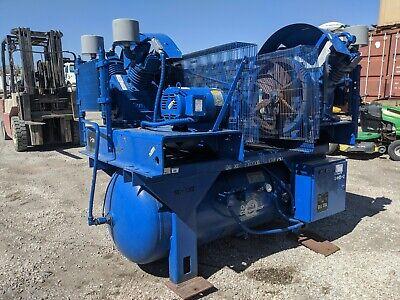 Quincy Compressor Qrd With Baldor Motor M3311t