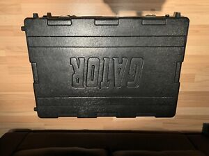"Gator Case Molded PE Mixer or Equipment Case; 20"" X 30"" X 6"""