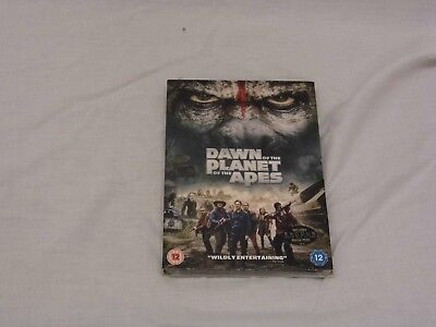 Brand New in Packaging Dawn of the Planet of the Apes DVD (Dawn In The Planet Of The Apes)