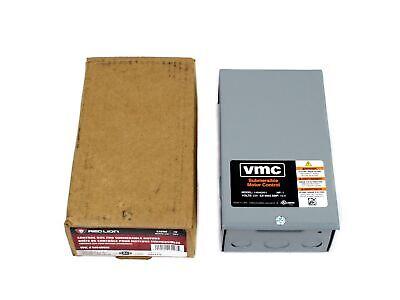 Open Box Red Lion RLCB15-230 1.5 Horsepower 230 Volt VMC Well Pump Control Box