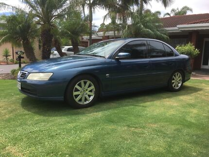 2003 Holden Vy Berlina sedan  West Lakes Charles Sturt Area Preview