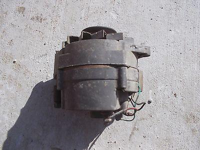 International 340 Utility Tractor Good Work 12v Alternator Belt Drive Pulley