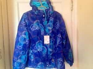 Ladies Brand New Size Small Winter Hooded Coat