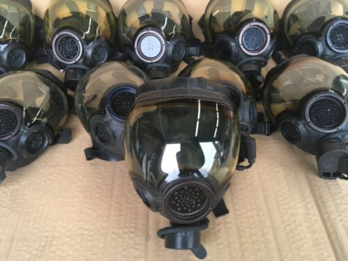 Authentic MSA Millennium CBRN 40mm Gas Mask Size Medium 10006231 Genuine OEM MSA