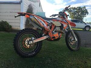 2016 Ktm EXC 350 Bar Beach Newcastle Area Preview