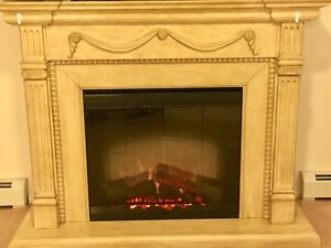 Dimplex Multi-flame electric Fireplace