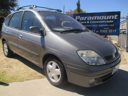 2003 RENAULT SCENIC WAGON, AUTOMATIC ONLY 115420KS Wangara Wanneroo Area Preview