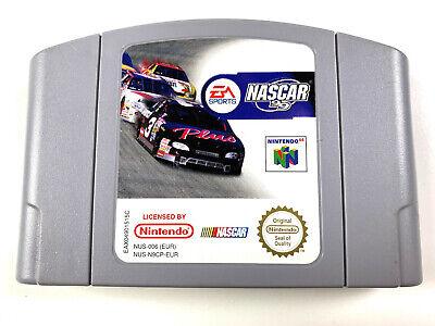 Nascar 99 - N64 Nintendo 64 PAL EUR #23