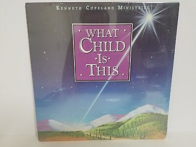 NEW SEALED Kenneth Copeland Ministries -  What Child Is This 12
