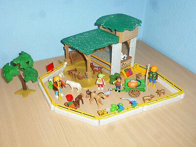 3243 Streichelzoo Tiere Figuren zu City Liefe Tierpark Zoo 6635 Playmobil 387