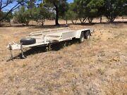 Car transporter trailer Cardigan Ballarat City Preview