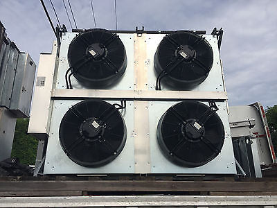 NEW FACTORY OVERSTOCK BOHN NRGD04A027 AIR COOLED CONDENSER 2x2 FAN