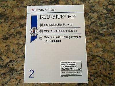 Henry Schein Blu-bite Hp Bite Registration Material 2 50ml Mint