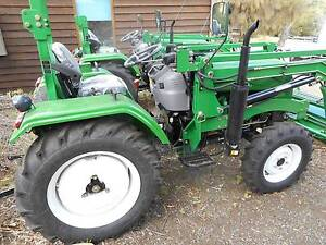 TRACTORS, IMPLEMENTS: BACKHOES, HEDGE CUTTERS, ZINMOTO Glenorchy Glenorchy Area Preview