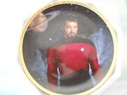 Star Trek Generations Plate