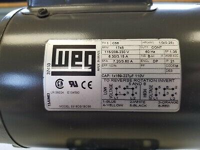 13 Weg Single Phase Ac Motor .3318os1bc56c