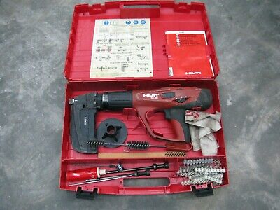 Hilti Dx 460 Mx 72 Powder Actuated Carrying Case