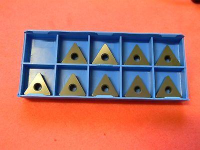 Prestige Tnga 332 T2 Cc-20 Ceramic Inserts, Qty 9
