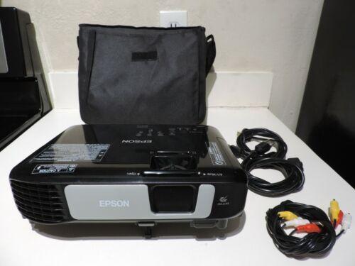 Epson Pro EX7260 Wireless HDMI 3LCD 3,600 Lumens Multimedia Projector