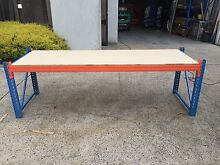 Pallet Racking Work Bench Warehouse Garage Workshop Storage Knoxfield Knox Area Preview