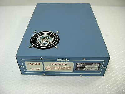 3316 Verteq St600-c2-e2xqtz Megasonic Frequency Generator Power Supply