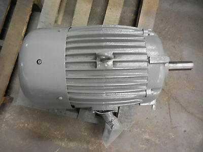 Delco Electric Motor 20hp 286u Frame 208-220440 Volts  K82499