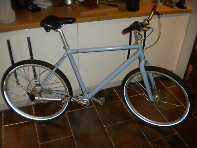 Rare! Men's biomega copenhagen shaft drive Dutch designer city bike - RG4 8ND