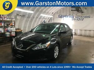 2016 Nissan Altima S*CVT*BACK UP CAMERA*REMOTE START*HANDS FREE