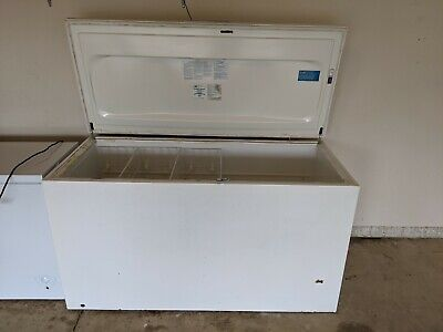 Sears Roebuck Kenmore Coldspot 198.8122350 Deep Freezer Large Chest Upright Top