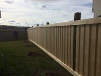 Fence & Deck Contracting 1-780-228-4736