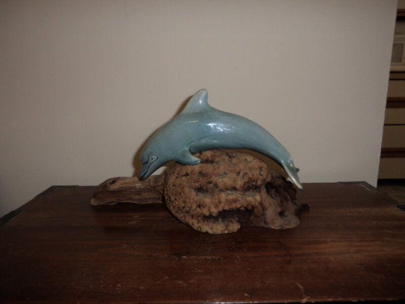 Ceramic Dolphin