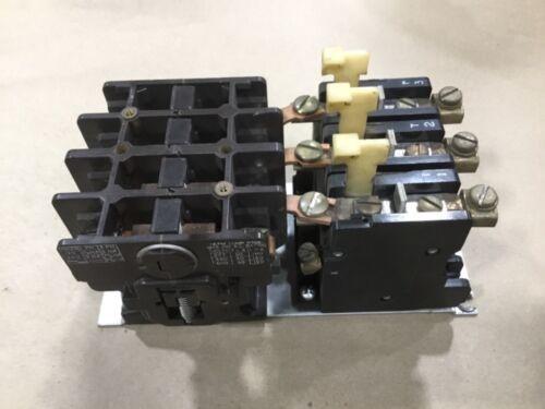 Gould CEB340AA Motor Starter 600V #961DK