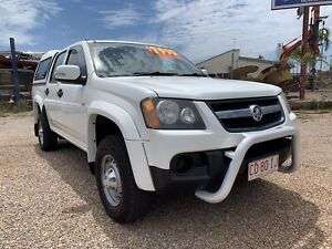 2008 Holden Colorado d/c manual v6. Icy cold air. GREAT VALUE! Holtze Litchfield Area Preview