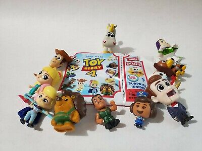 TOY STORY 4 MINIS - SERIES 2 - Blind Bag Mystery Figures - *NEW & SEALED!*