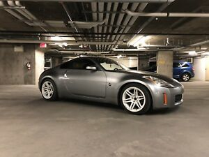 2003 Nissan 350z Touring Edition 6 speed manual