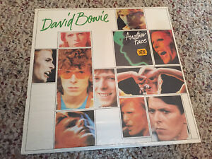 "David Bowie ""Another Face"" vinyl record 1981 sealed"