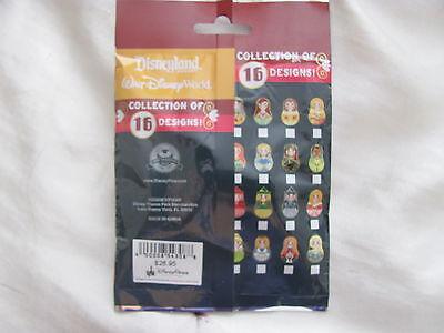 Disney Trading Pins 101877: Nesting Dolls Mini Mystery Pin Pack