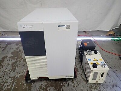 Agilent Technologies G3931a 240 Ion Trap Gcms With Ds 402 Vacuum Pump