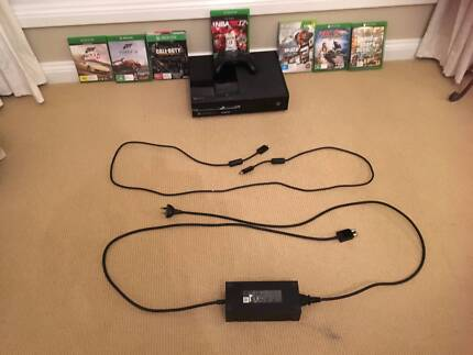 Xbox one + 7 Games + Controller  $350 ono