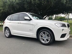 BMW X3, 2.0lit X-Drive F25 M-Sport Southport Gold Coast City Preview