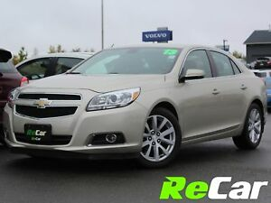 2013 Chevrolet Malibu 2LT REDUCED | REMOTE START | ONLY $45/W...