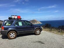 2001 Ford Escape 4WD Cairns Cairns City Preview