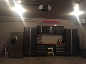 New age products garage cabinets