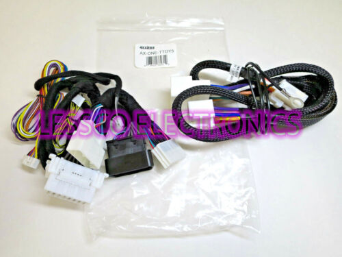 Fortin THAR-TOY6 Toyota / Lexus T Harness for Select Push Start Vehicles