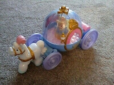 Fisher Price - Little People Disney Princess Cinderella Carriage for sale  Shipping to South Africa